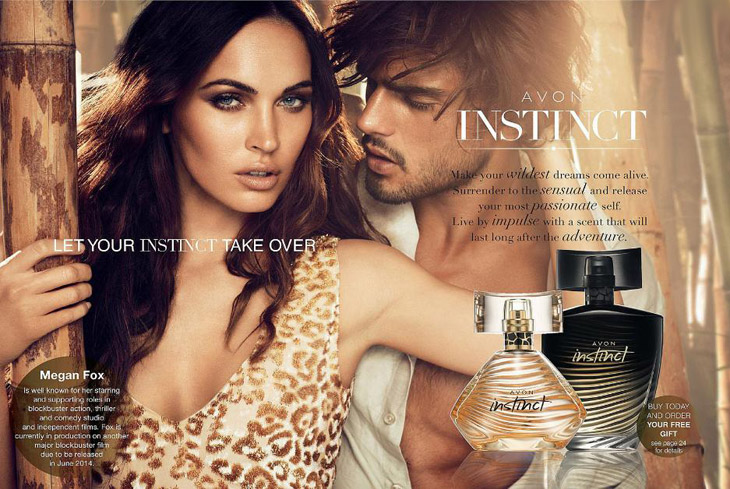 Megan-Fox-Marlon-Teixeira-Avon-Instinct-Fragrance